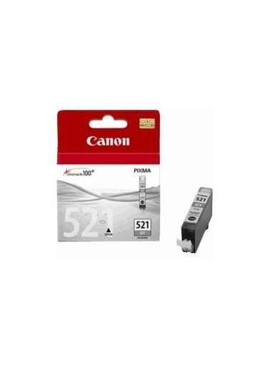 Canon Canon Cli-521Gy Mürekkep Kartuş Gri